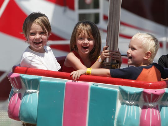 The 81st annual Ozark Empire Fair opens July 27.