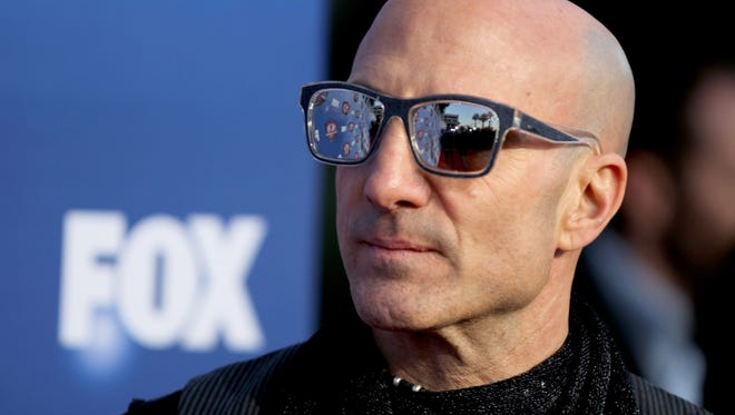 "Kenny Aronoff tells his life story in new book ""Sex, Drums, Rock 'n' Roll."""