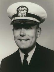 Bob Gable, U.S. Navy