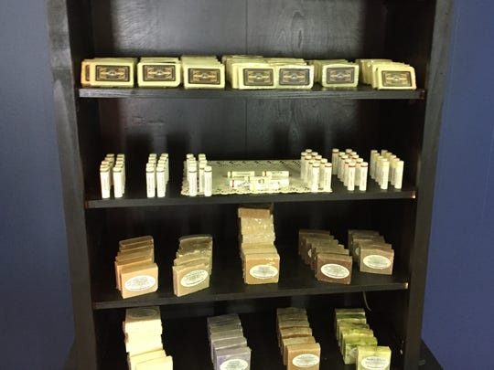 Holy Truth Body Arts has its own lines of soaps that are designed to aid and quicken the healing process after a piercing.