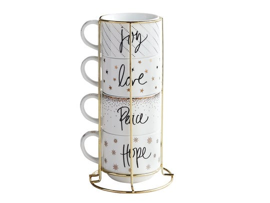 Sentiment Stacking Mugs