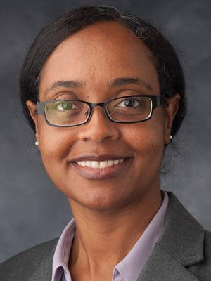 Nadine Petty has been named chief diversity officer at the University of New Hampshire.