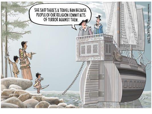 Trump's Muslim Travel ban