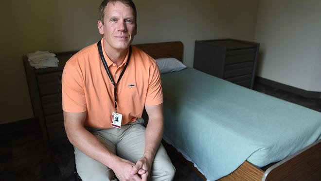 Dr. David Sehr has been an inpatient psychiatrist at Mountain Crest Behavioral Health Center for 5 years. Psychiatrist are in high demand and many facilities, including Mountain Crest, have struggled to hire them.