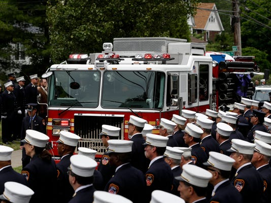 NYC Firefighter Killed (2)