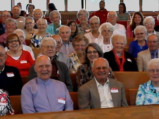 2016 Waldo Alumni Banquet Photo without title 5-24-2016