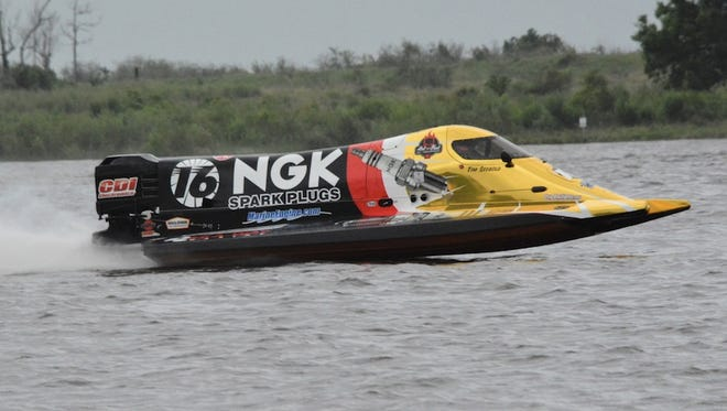 "The 2016 Grand Prix of Louisiana, ""The OPC Powerboat National Championship"" on the Red River on Labor Day Weekend."