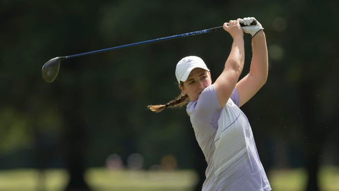 Former RBC star Taylor Totland is at even-par 144 after two rounds at the LPGA Tour Qualifying Tournament in Daytona Beach, Fla.