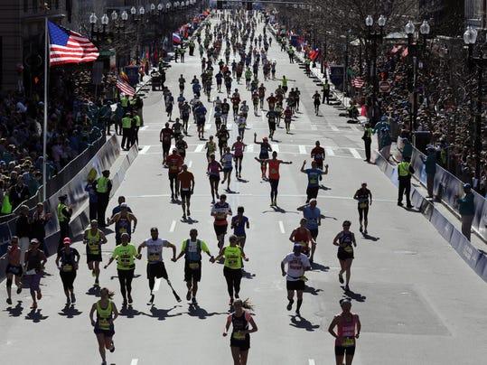 Boston Marathon Economy