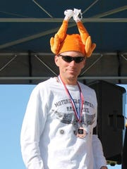 The Turkey Trot at Fort Bliss is Saturday. It is one