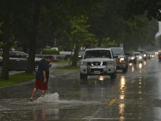GPG Flooding