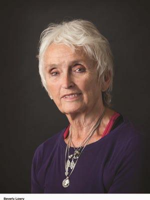 Author Beverly Lowry