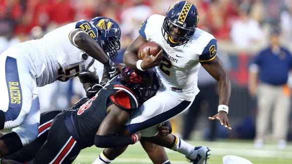 Montgomery native KD Humphries has been invited to the 2016 Manning Passing Academy.