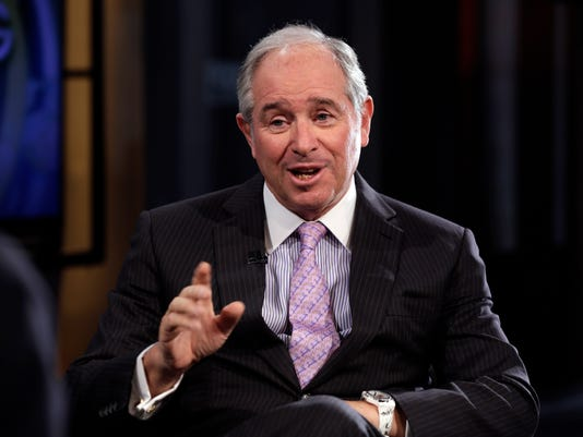 Blackstone Group earnings