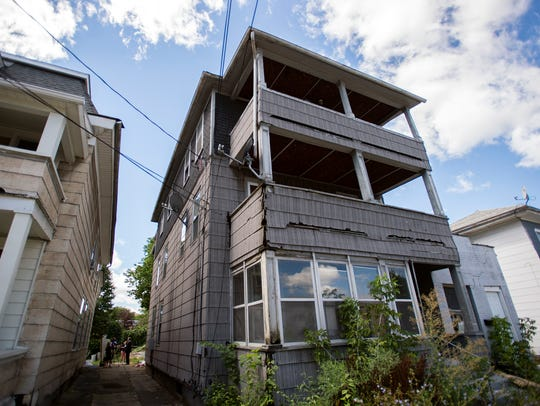 23 1/2 Tudor St. will be among 23 buildings that the