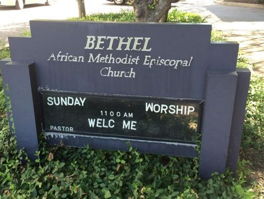 Bethel African Methodist Episcopal Church, Indianapolis'