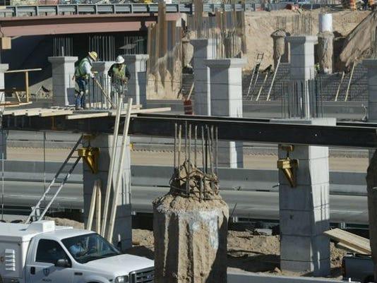 I-10 construction