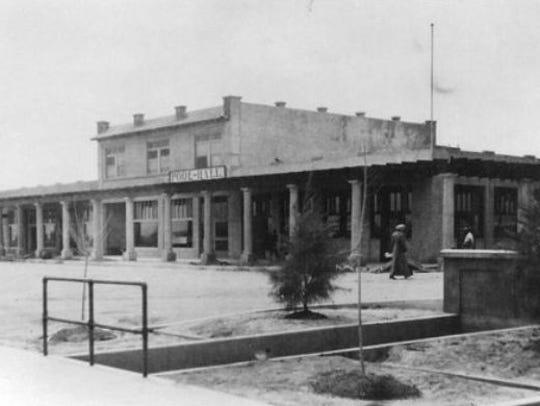 Chandler/The Chandler Bank Building (1913).