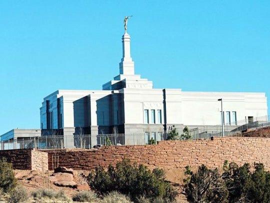 Snowflake Mormon Temple