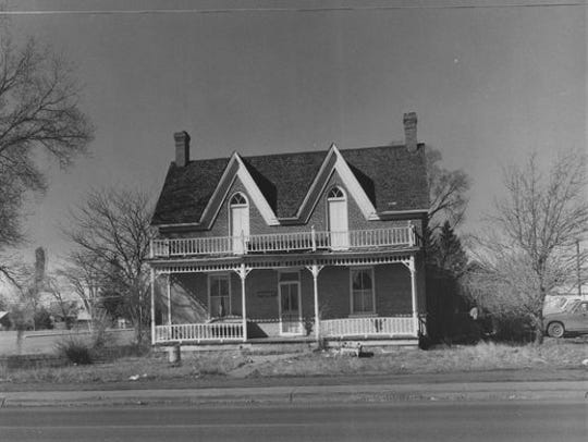 John A Freeman House (1893)