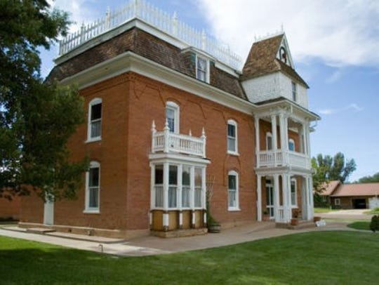 James M. Flake House (1895)