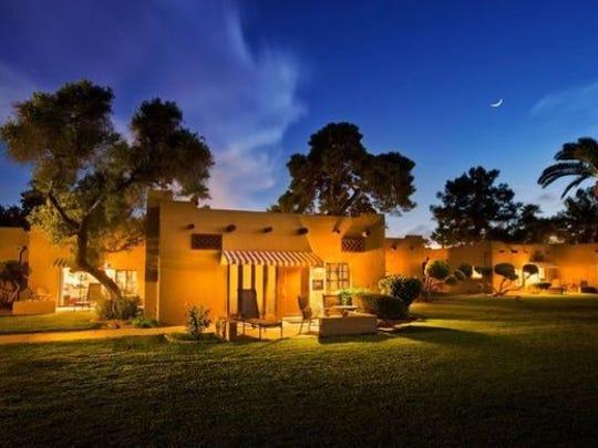 The Wigwam Resort.