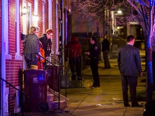Fatal shooting in 1100 block of Elm St. in Wilmington