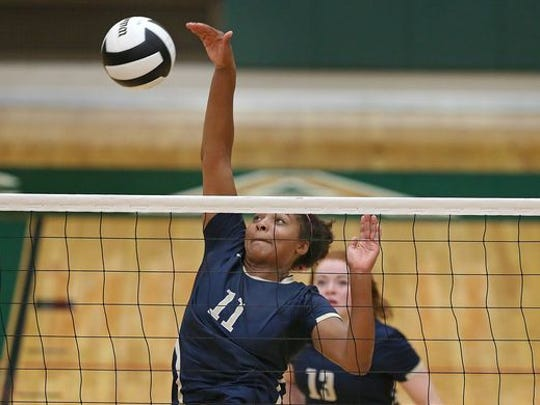 Cathedral's Nia Robinson