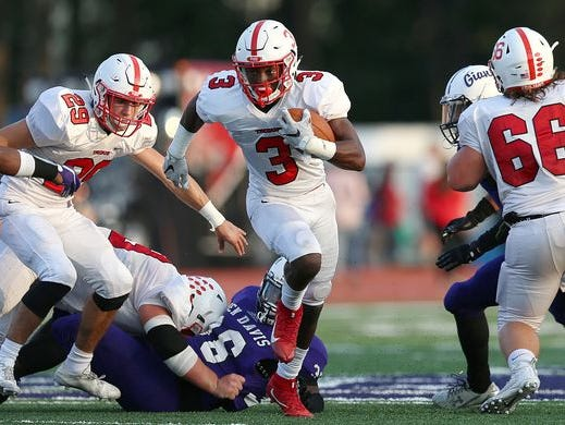 Center Grove is No. 4 in this week's AP poll for Class 6A.