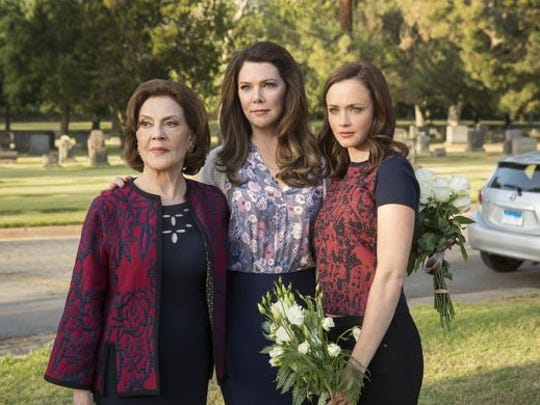 They're back! 'Gilmore Girls' is returning to Netflix Nov. 25 for a limited series that brings Lorelai (Lauren Graham) and Rory (Alexis Bledel) back to our screens.