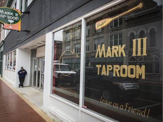 Mark III Tap Room.