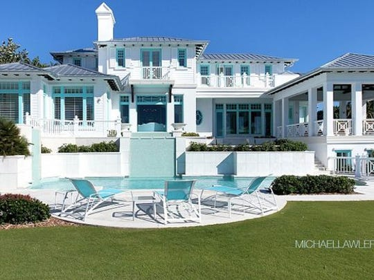 16660 Captiva Drive was the number one home sale of 2016 in Lee County and a record breaker for Captiva, selling for $16,500,000.