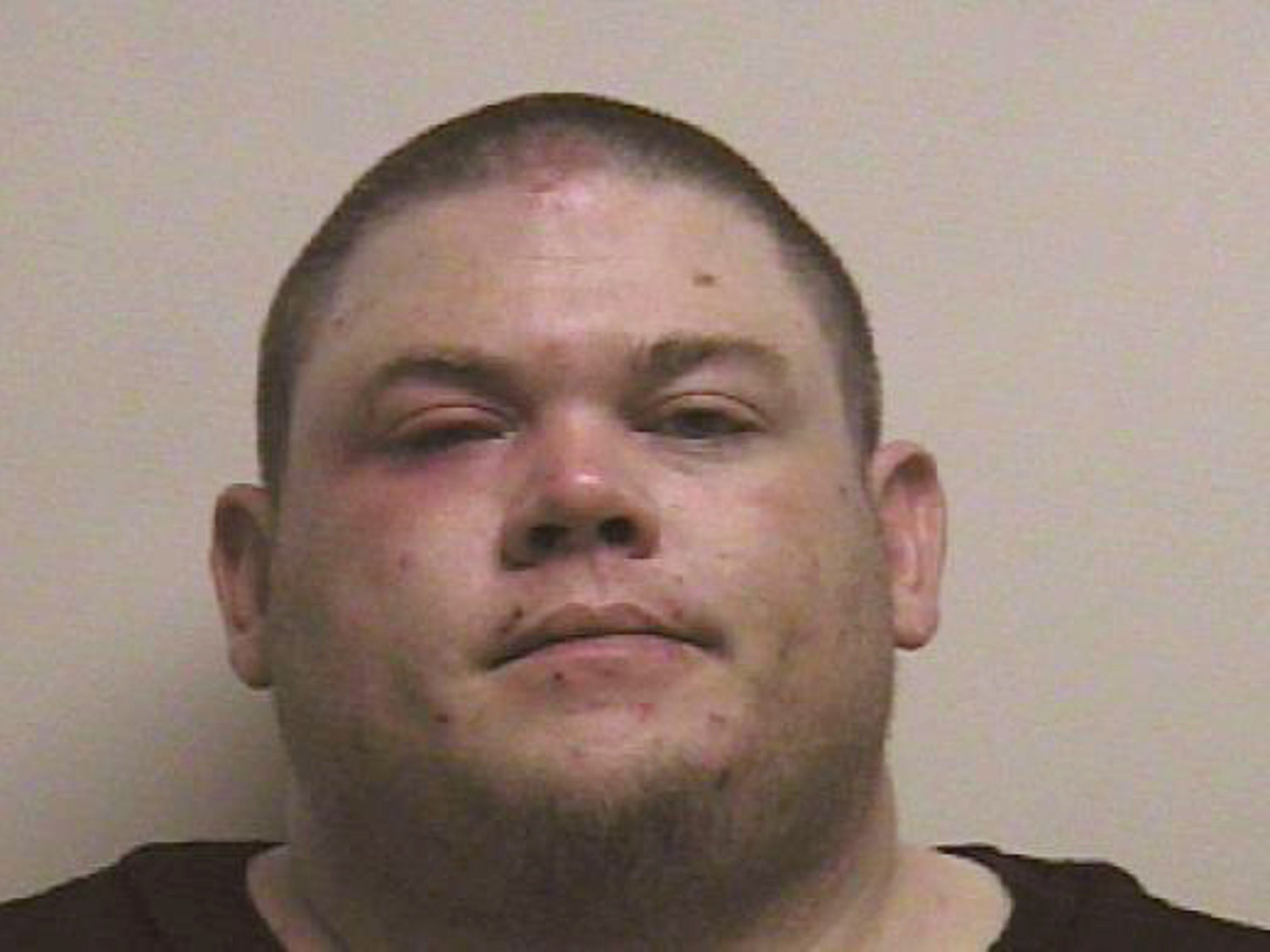 This photo provided by the Utah County Jail shows James
