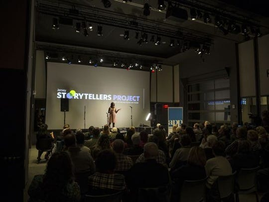Jersey Storytellers Project at the Asbury
