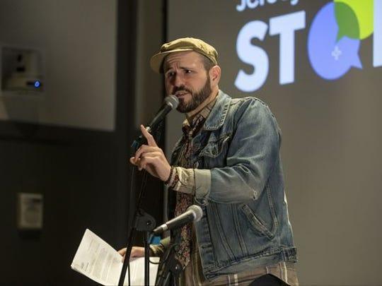 Remember Jones at Jersey Storytellers