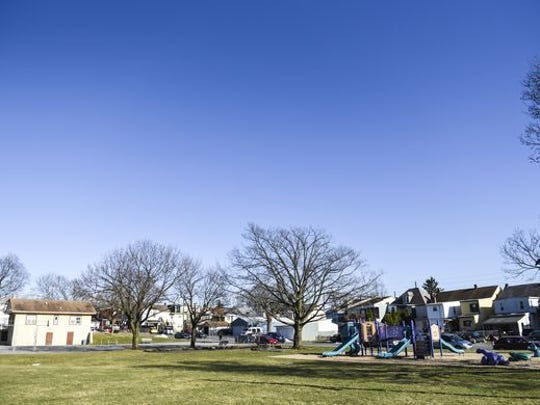 Making a Difference in Lebanon PA has plans to make improvements to Beautex Playground