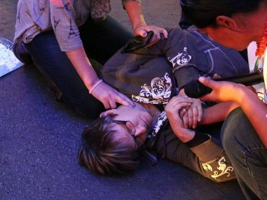Reno-Arch-protest-Kitty-Colbert.JPG