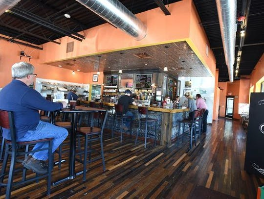 An upgraded license will allow the New Hudson Cafe