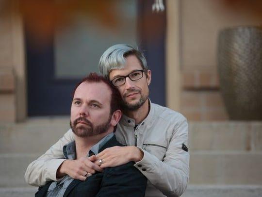 Charlie Craig and Dave Mullins were denied a wedding