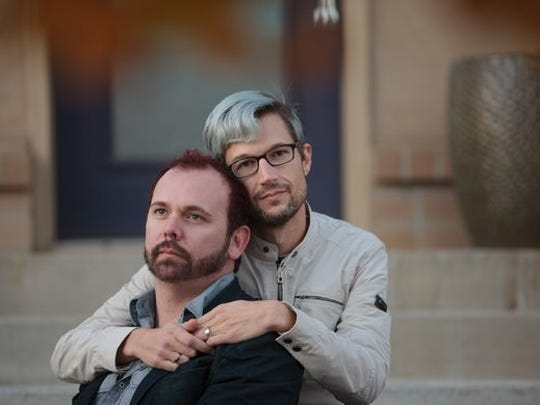 Charlie Craig and Dave Mullins were denied a wedding cake for their same-sex marriage by Jack Phillips of Masterpiece Cakeshop. The couple said Phillips should be forced to make them a wedding cake just as he would a hetrosexual couple.