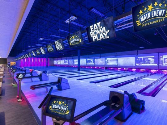 Toast the New Year with all-you-can-play bowling, video