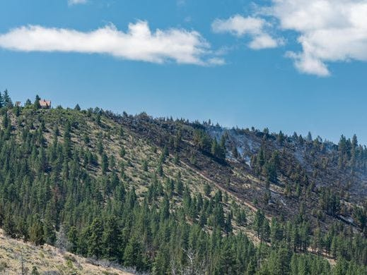 With hot weather arriving in Oregon, wildfires are beginning to spring up around the state.