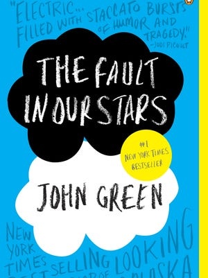 """""""The Fault in Our Stars"""" by John Green"""