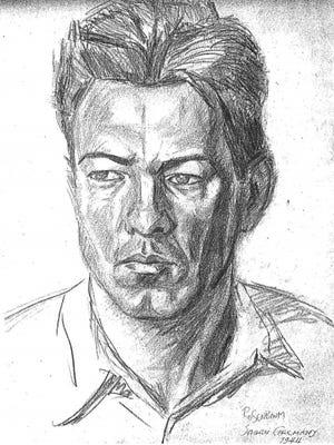 Robert Doolan illustration.