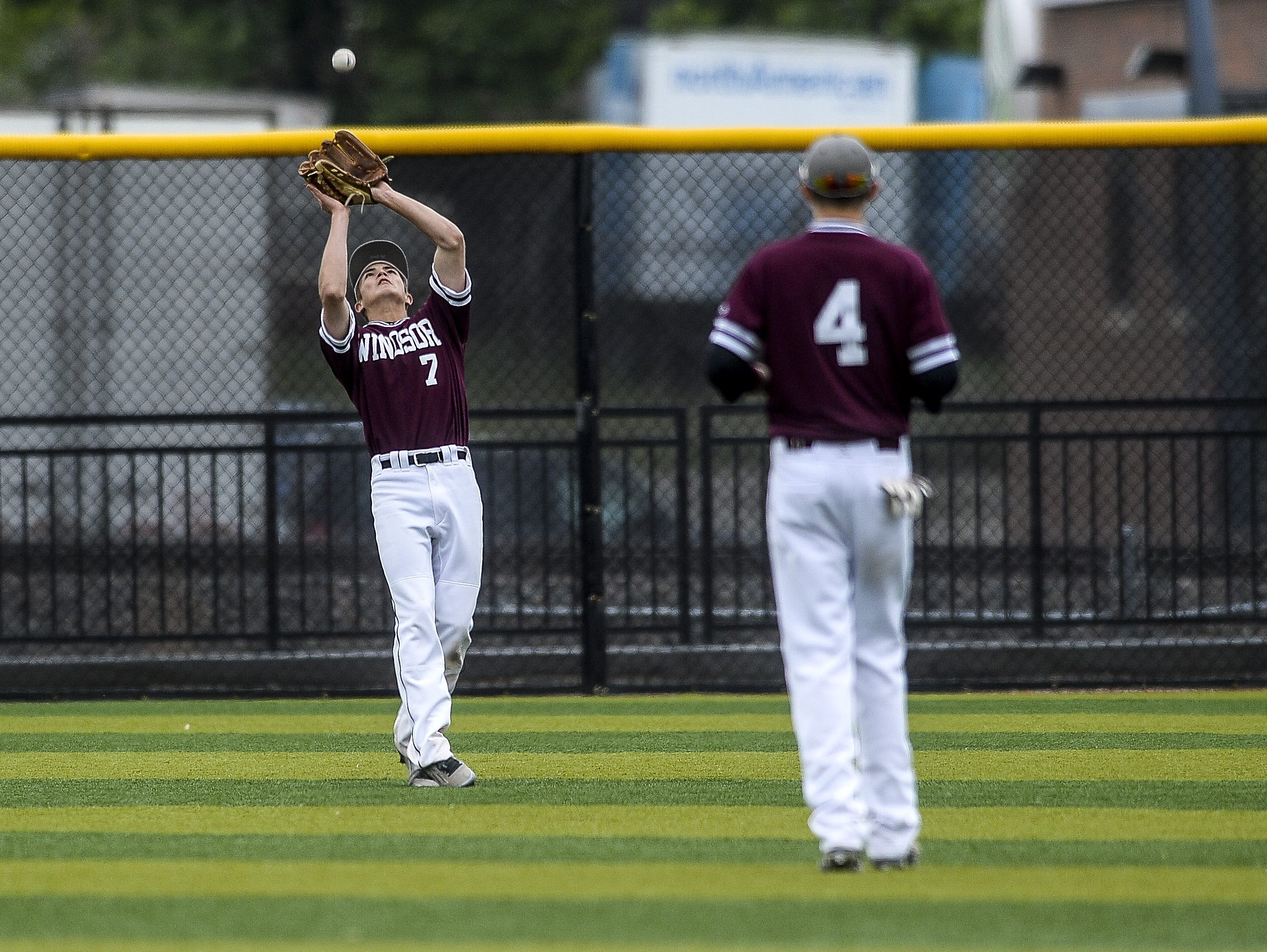 Thursday's Windsor baseball game is one of many high school games postponed due to snow.