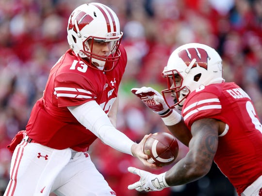 Wisconsin running back Corey Clement is expected to