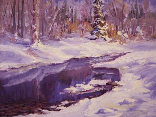 3 Jocko River in Winter