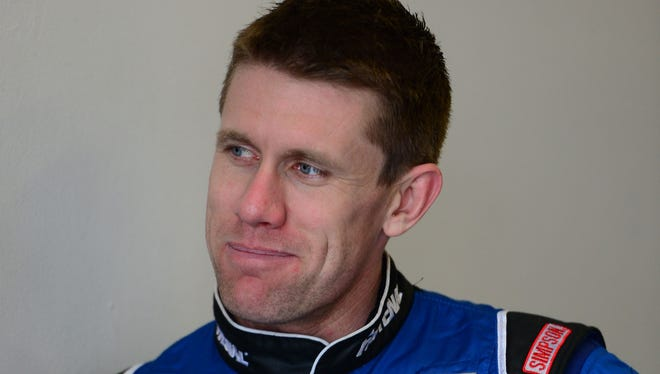Carl Edwards says he has the fastest car he's ever had for the Daytona 500.