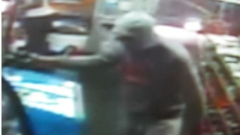Humboldt police suspect two men of robbing South Side Deli on Wednesday night.