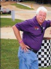 Tri-State Speedway owner Tom Helfrich